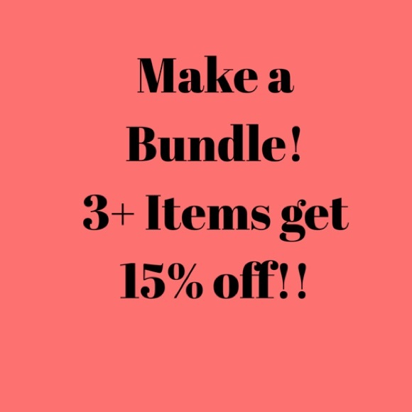 Other - Make a bundle!! Accepting offers!